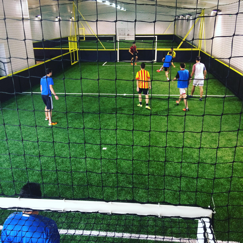 terrain indoor foot a 5 futsal buble bumb